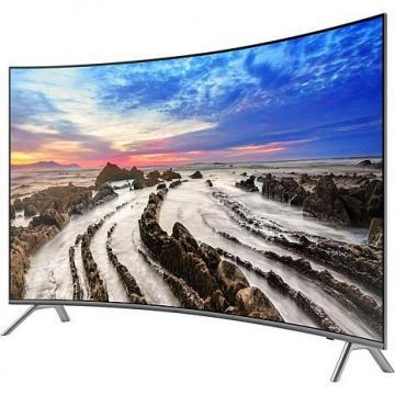 "Samsung 55MU7500 55"" 4K Ultra HD Curved Smart TV with HDR"