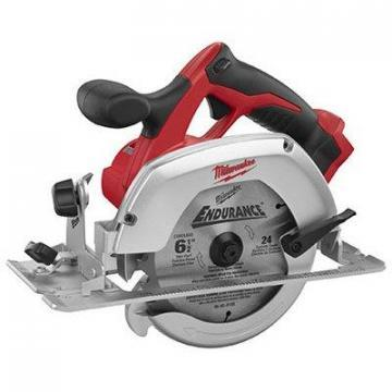 Milwaukee M18 Circular Saw, 6-1/2-In. 18-Volts (TOOL ONLY)