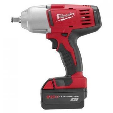 Milwaukee M18 High-Torque Impact Wrench, 12-In., 18-Volts