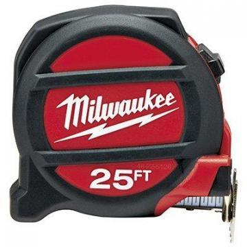 Milwaukee Tape Measure, 25-Ft.