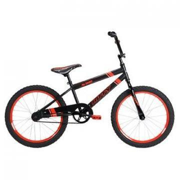 Huffy Pro Thunder Bicycle, Boys', Matte & Gloss Black, 20-In.