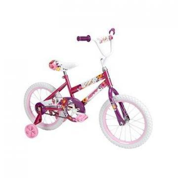 Huffy So Sweet Bicycle, Girls', Metallic Pink & Purple, 16-In.