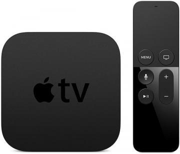 Apple TV 64GB 4th Generation with Siri Remote
