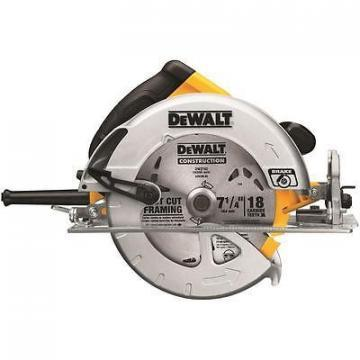 "DeWalt 7 1/4"" Lightweight Circular Saw Kit"