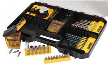 DeWalt Combination Drill & Screwdriver Bit Set 100 Piece
