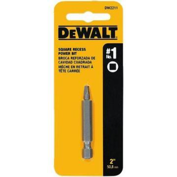 DeWalt #1 Square Recess Power Bit
