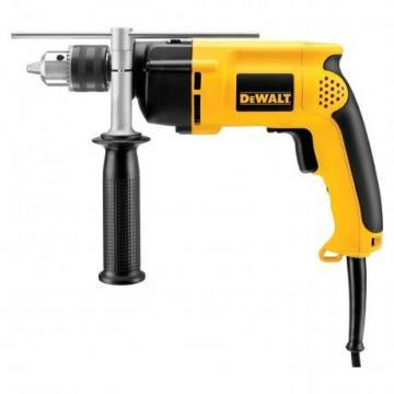 "DeWalt 1/2"" Single Speed Hammer Drill with Kit"