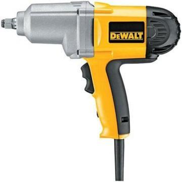 "DeWalt 1/2""  Impact Wrench with Hog Ring Anvil"