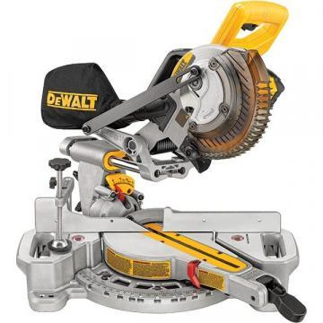 "DeWalt 20V Max 7.25"" Cordless Sliding Compound Miter Saw Kit"