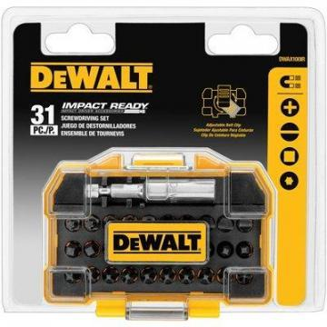 DeWalt Screw Driving Set, 31-Pc.