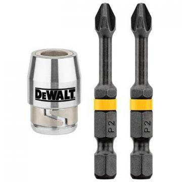 DeWalt Phillips #2 Screwdriving Bit, 2-Pk.
