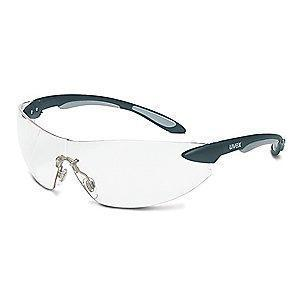 Honeywell Ignite  Scratch-Resistant Safety Glasses, Clear Lens Color