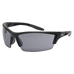 Honeywell Instinct  Scratch-Resistant Safety Glasses, Gray Lens Color