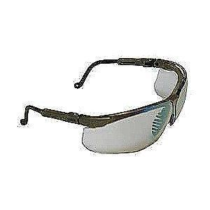 Honeywell Genesis Scratch-Resistant Safety Glasses, SCT-Reflect 50 Lens Color