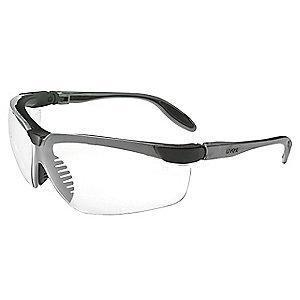 Honeywell Genesis S Scratch-Resistant Safety Glasses, Clear Lens Color