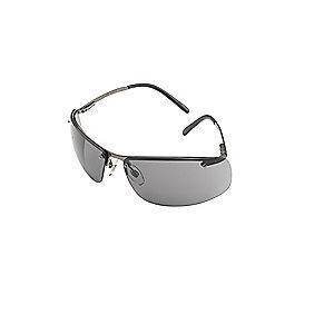 Honeywell Slate  Scratch-Resistant Safety Glasses, Gray Lens Color