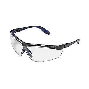 Honeywell Uvex Genesis X2 Scratch-Resistant Safety Glasses, Clear Lens Color
