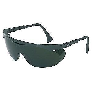 Honeywell Skyper Scratch-Resistant Safety Glasses, Shade 5.0 Lens Color