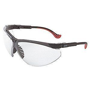 Honeywell XC Scratch-Resistant Safety Glasses, Amber Lens Color