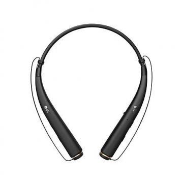LG TONE PRO Stereo Bluetooth Headset with Dual Microphones and Pandora