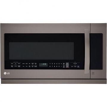 LG 1000-Watt 2.2 Cu. Ft. Over-the-Range Microwave