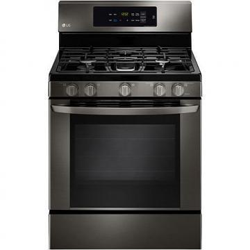 LG 5.4 Cu. Ft. Single Oven Gas Range