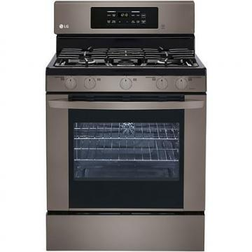 LG 5.4 Cu. Ft. Large Capacity Gas Oven with Convection