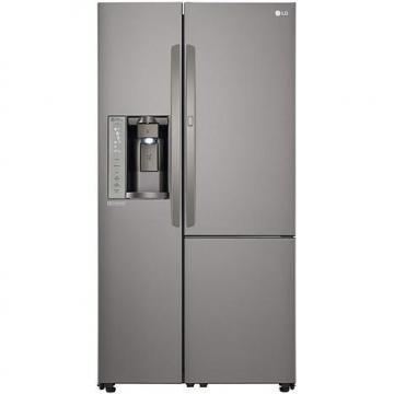 LG 26.1 Cu. Ft. Side-By-Side Refrigerator