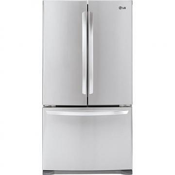LG 20 Cu. Ft. Cabinet Depth French Door Refrigerator with IcePlus