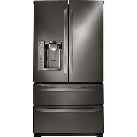 LG 26.7 Cu. Ft. Ultra-Capacity 4-Door French Door Refrigerator