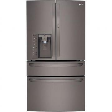 LG 29.7 Cu. Ft. Super-Capacity 4-Door French Door Refrigerator with Door-in-Door