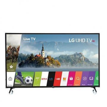 "LG 55"" Smart 4K Ultra HDTV with Active High Dynamic Range Technology"