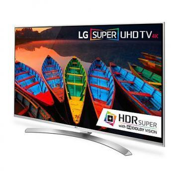 "LG 55"" 4K Ultra HD 3D Smart TV with Quantum Display"
