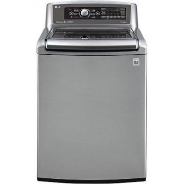 LG 5.2 cu. ft. Mega Capacity Top Load Washer with TurboWash