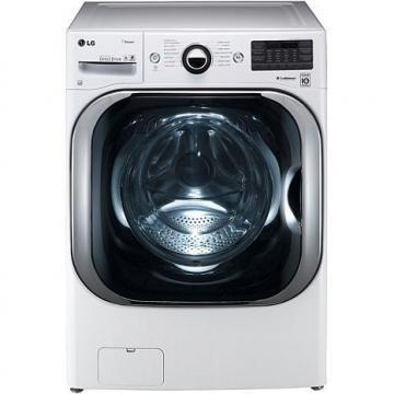 LG 5.2 Cu. Ft. Mega Capacity Electric Washer with TurboWash