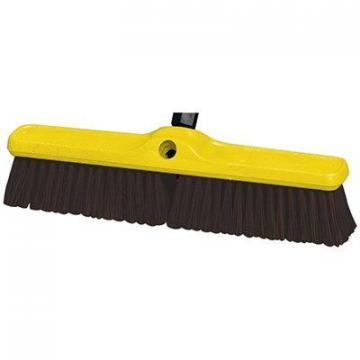 Rubbermaid Heavy-Duty Floor Sweep (Without Handle), 18""
