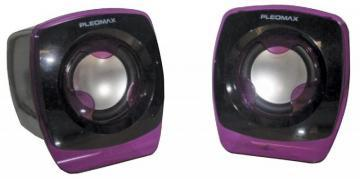 Samsung 2.0 PC Speakers 2W Purple/Black