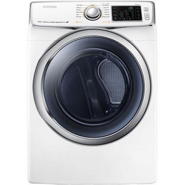 Samsung 7.5 cu. ft. Front-Load Electric Dryer with ECO Dry Technology, White