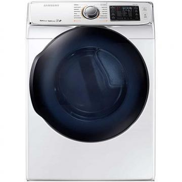 Samsung 7.5 cu. ft. 7500-Series Front-Load Electric Dryer, White