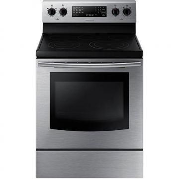 "Samsung 30"" Smoothtop Electric Range with 5.9 cu. ft. Convection Oven"