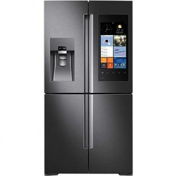 Samsung 27.9 Cu. Ft. 4-Door Flex Refrigerator with WiFi-Enabled Family Hub
