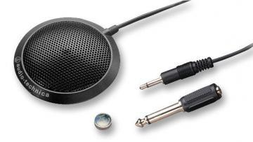 Audio-Technica Omnidirectional Condenser Boundary Microphone