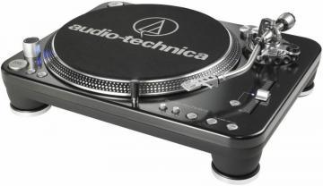 Audio-Technica Direct-Drive Professional DJ Turntable (USB & Analogue)