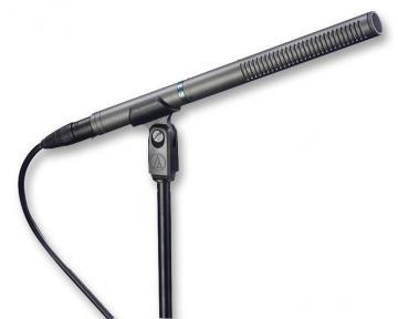 Audio-Technica Line + Gradient Condenser Shotgun Microphone
