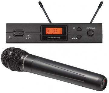 Audio-Technica UHF Handheld Wireless Microphone System - CH38
