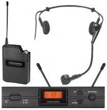 Audio-Technica UHF Headset (Condenser) Wireless Microphone System - CH38