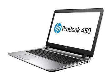 "HP ProBook 450 G3 i7-6500U 2.5GHz 8GB 256GB DVD-RW W7P64/Windows 10 15.6"" FHD"