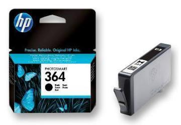 HP 364 Original Ink Cartridge - Black