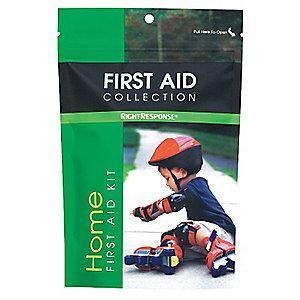 First Aid Only First Aid Kit, Plastic Case, Home, 1 People Served