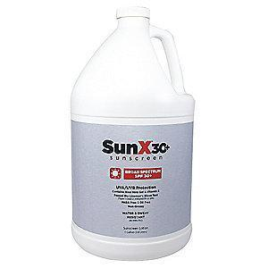 PhysiciansCare Sunscreen, 1  gal. Bottle